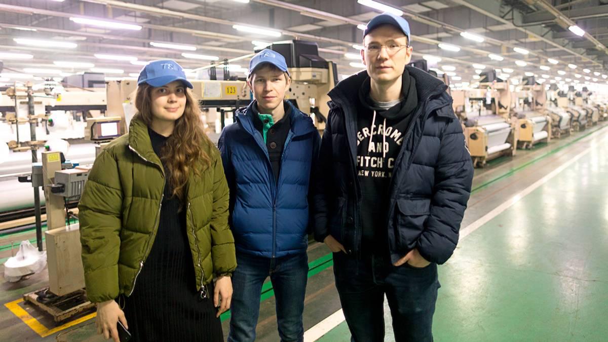 Бизнес: производство пуховиков в Китае