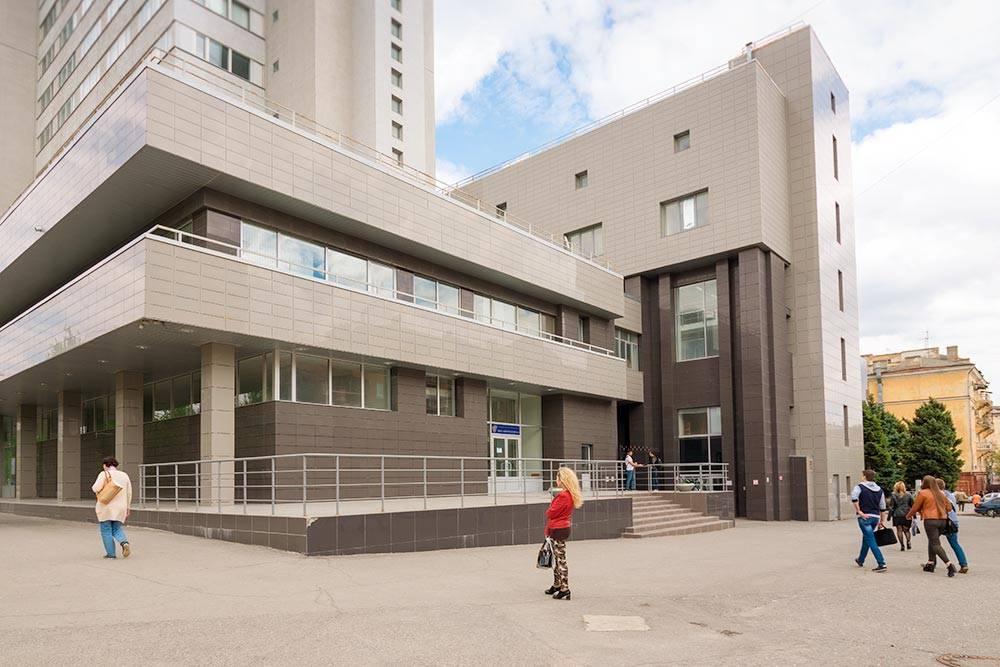 Новый корпус волгоградского политеха. Фото: GetmanecInna / Shutterstock