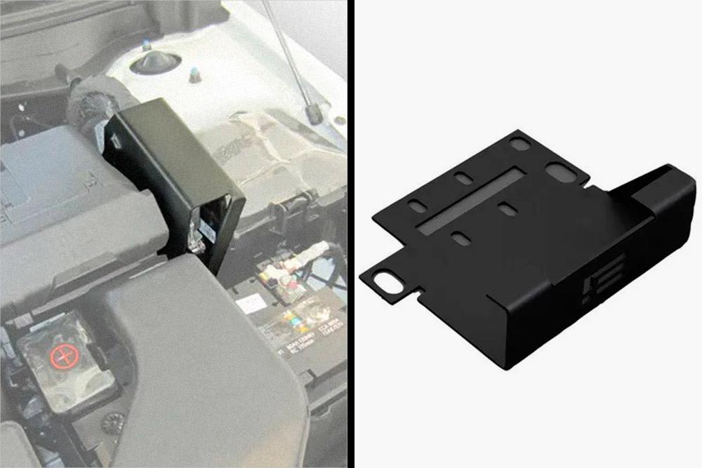 Сейф дляэлектронного блока управления — дополнительная механическая защита отугона
