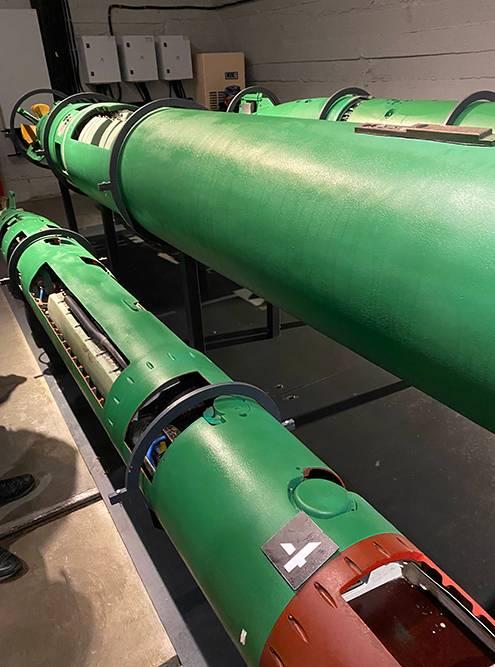 Торпеды, которыми подводные лодки поражали противника
