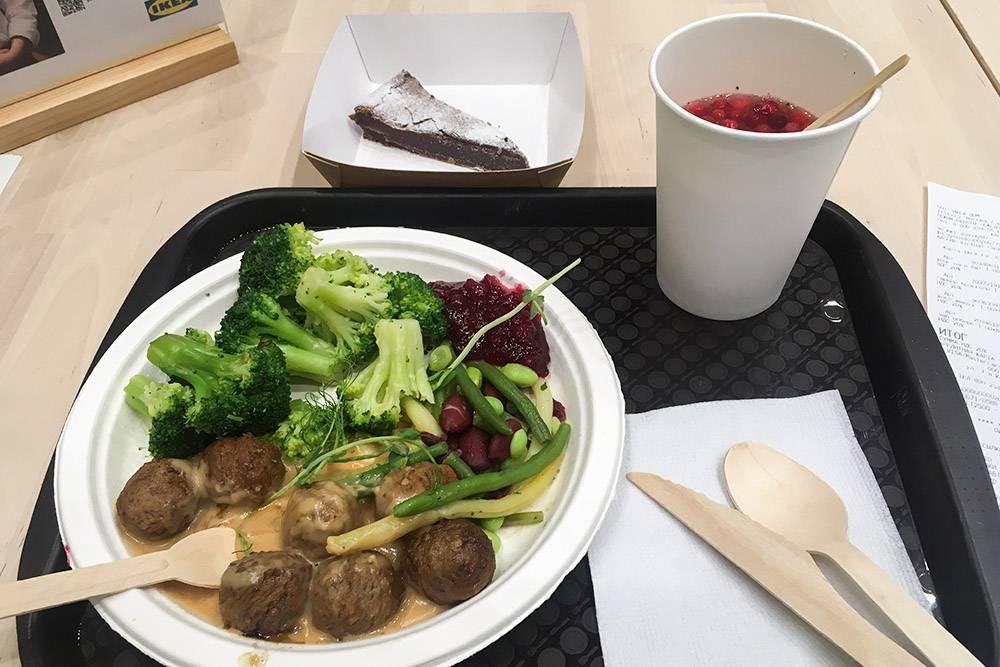Ужин в «Икее»
