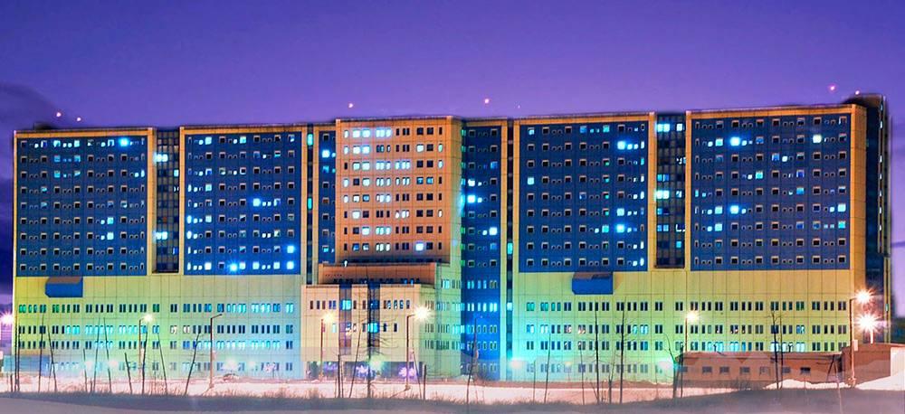 Больница «Оганер». Фото: «Норгоспиталь1»