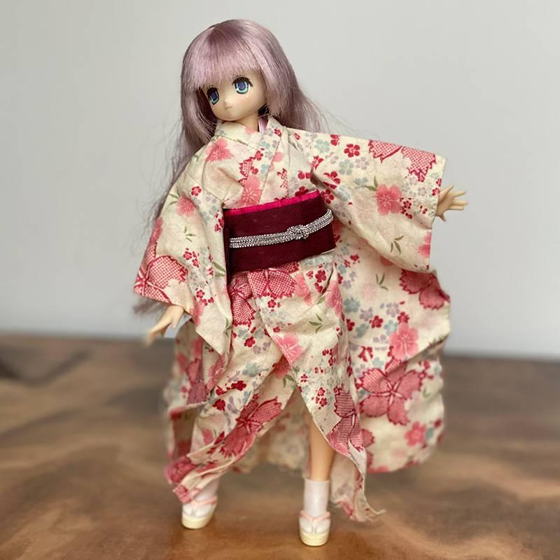 Кимоно великовато