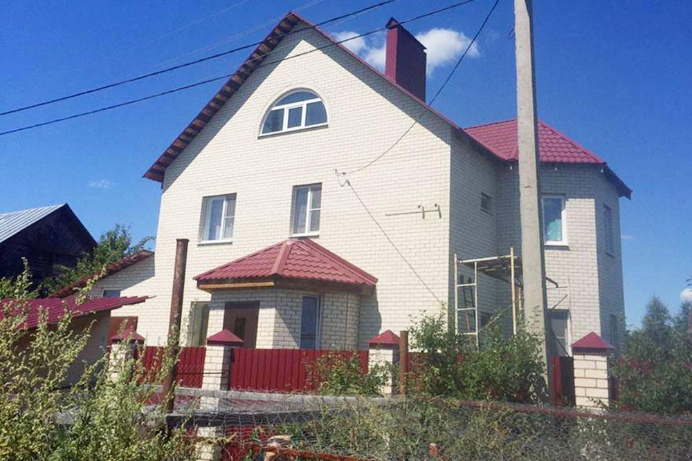Дом моих родителей в Пензе