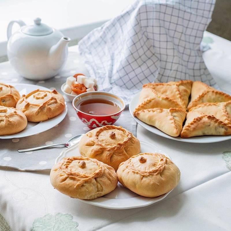 Так выглядят татарские пирожки. Источник: cafe_domchaia / Instagram