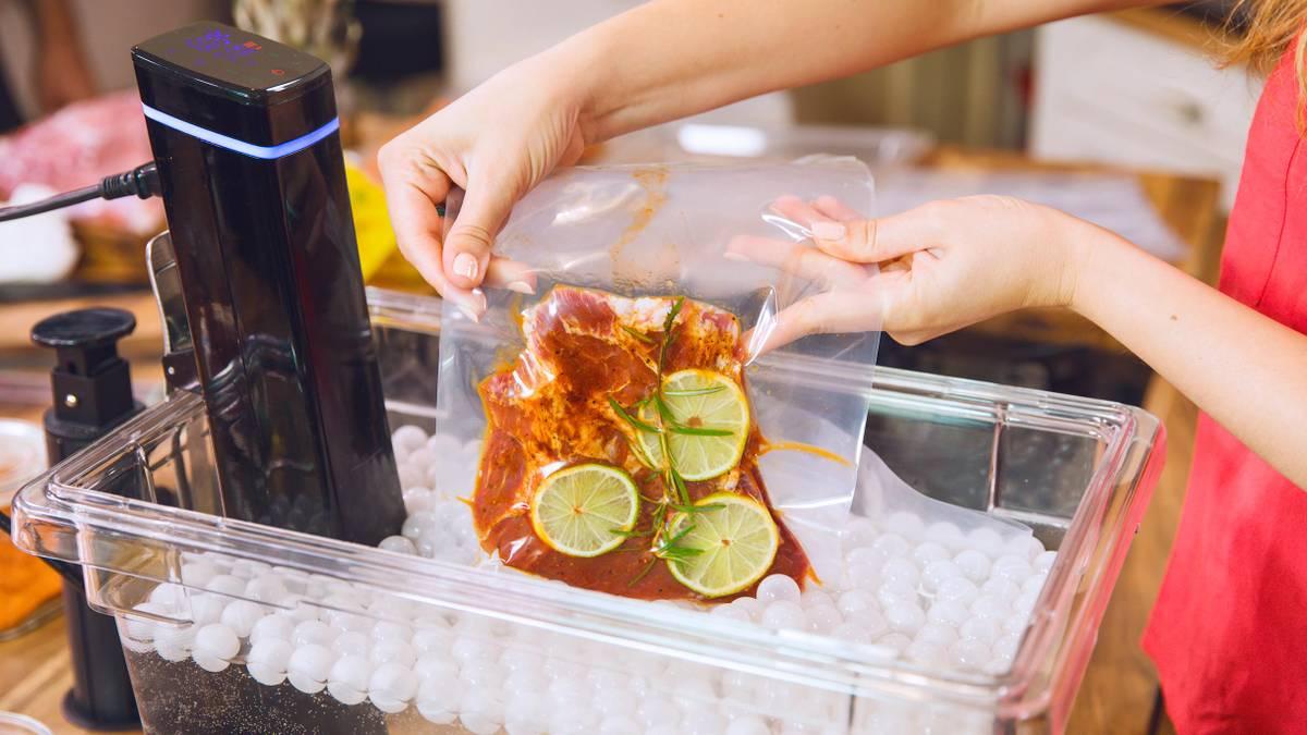 Сколько стоит готовить еду по технологии су-вид