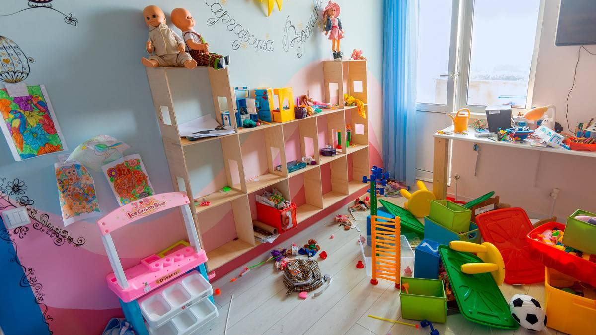 Как я начала экономить на детских игрушках