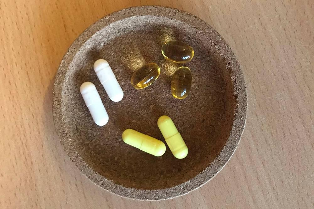 Омега-3 дляменя и витамины D и C длянас обоих