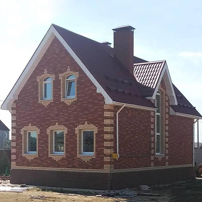 Дом весной 2019 года