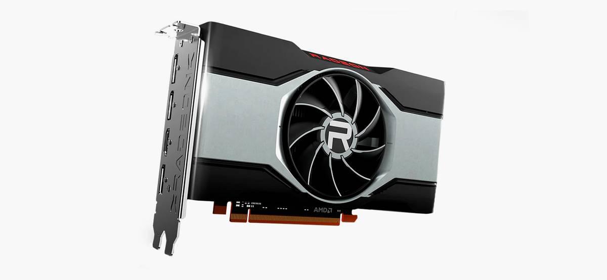 AMD анонсировала видеокарту Radeon RX6600XT — прямого конкурента Geforce RTX3060