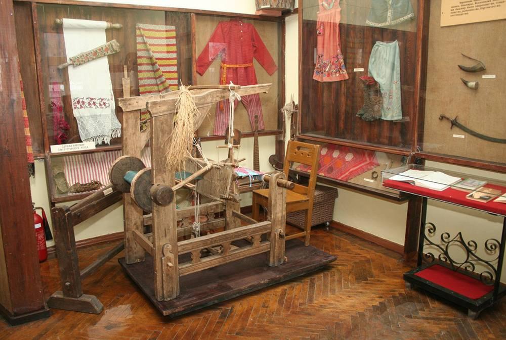 Экспозиция, посвященная быту златоустовцев. Источник:vk.com