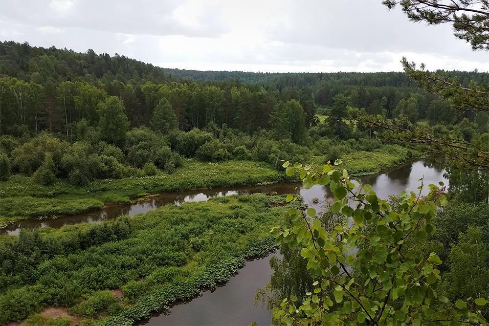 Парк «Оленьи ручьи»