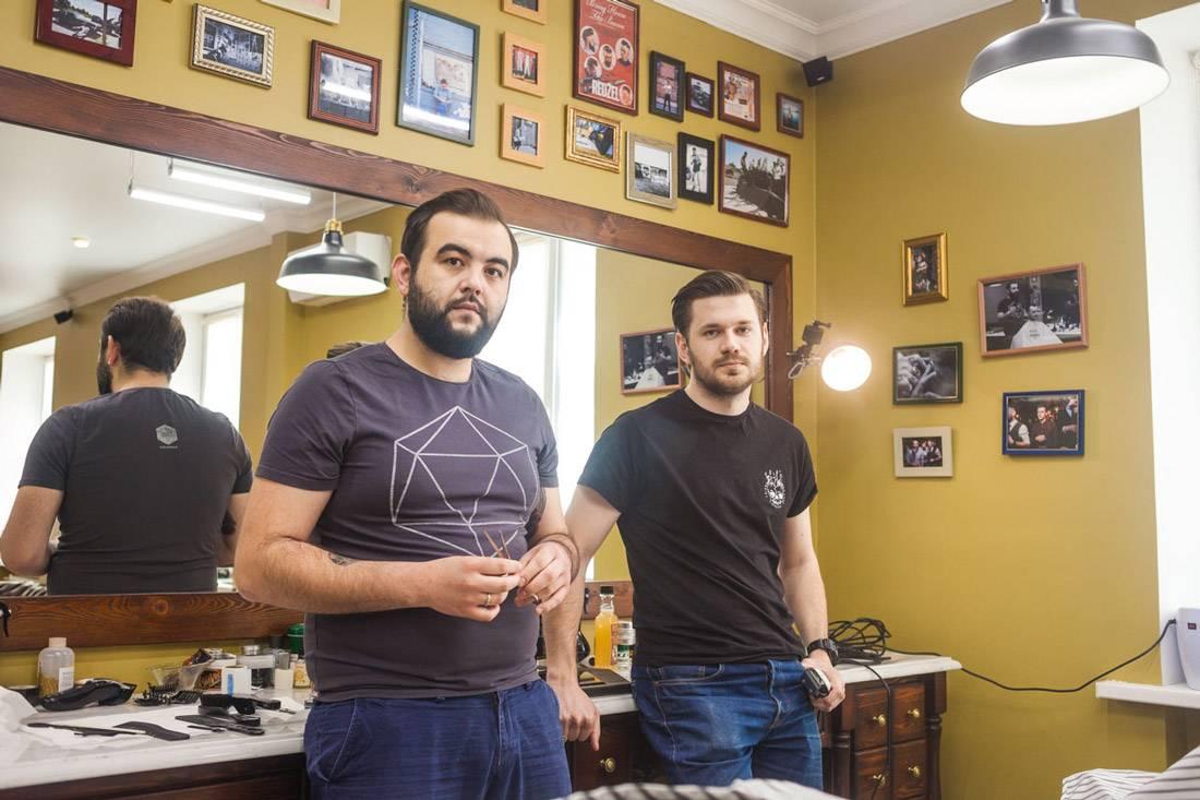Сергей и Алексей, владельцы «Соли»