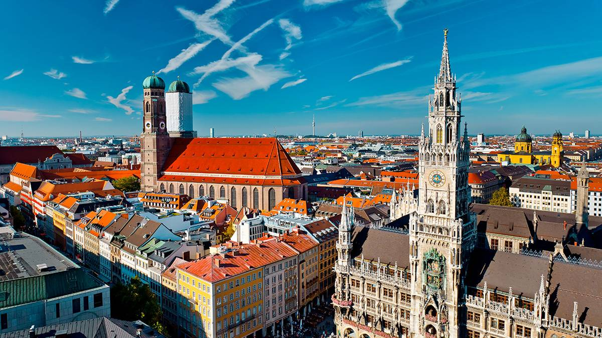 Что посмотреть в Мюнхене за один день
