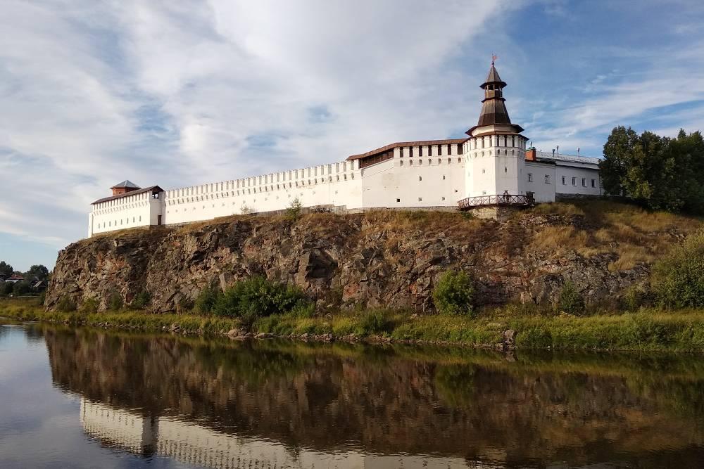 Кремль в Верхотурье