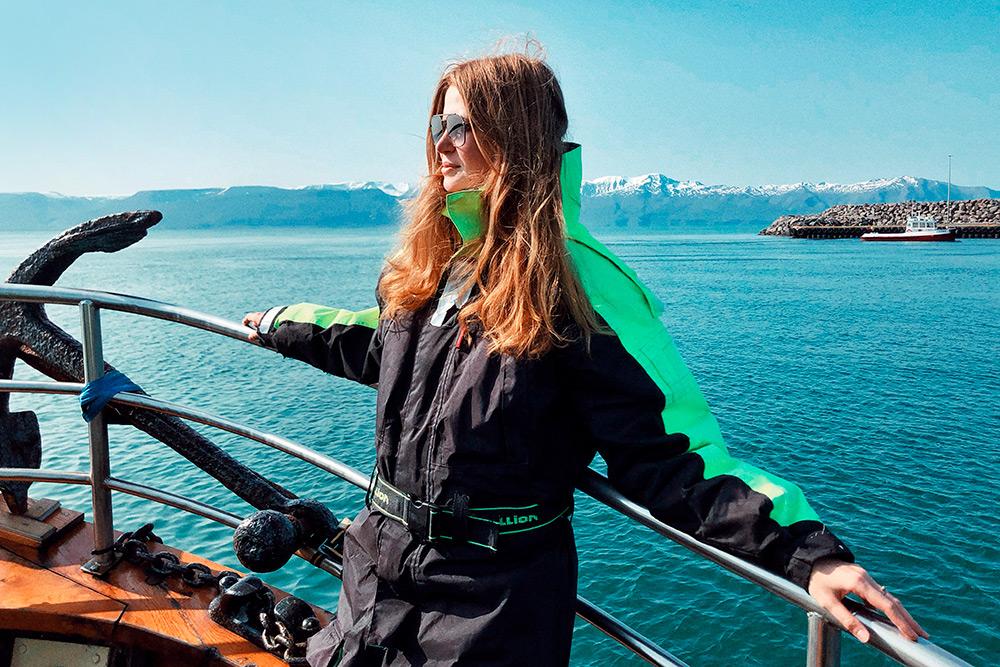 Посмотреть на китов можно в двух северных городах Исландии: Хусавике и Акюрейри
