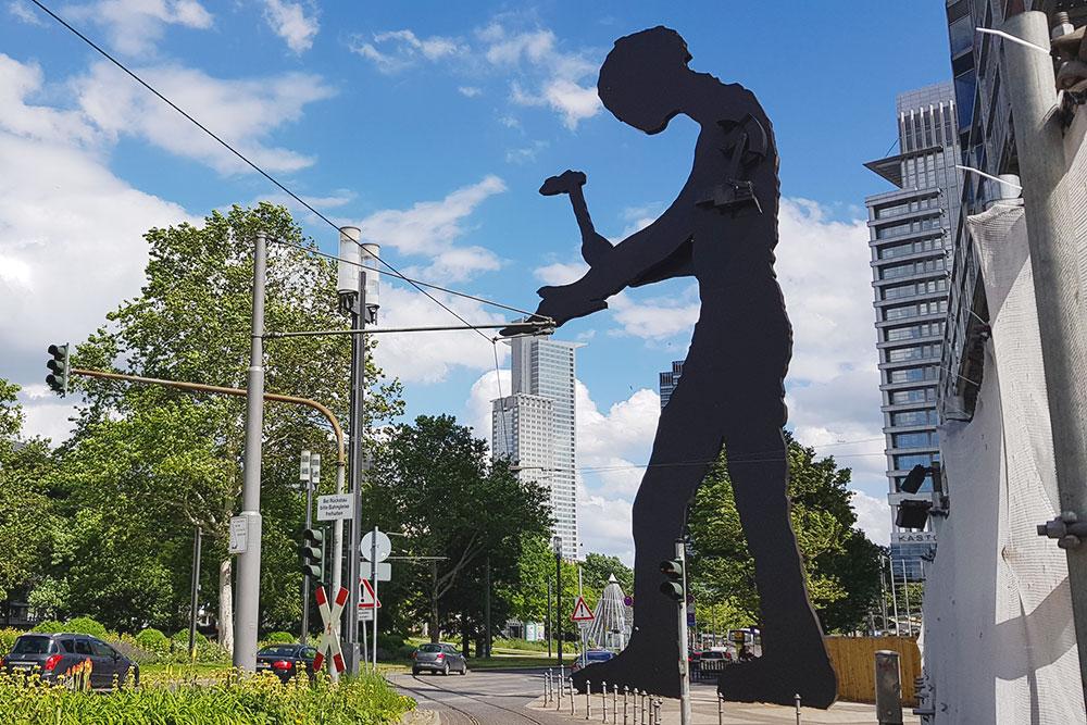 Трудолюбие — главная ценность дляжителей Франкфурта