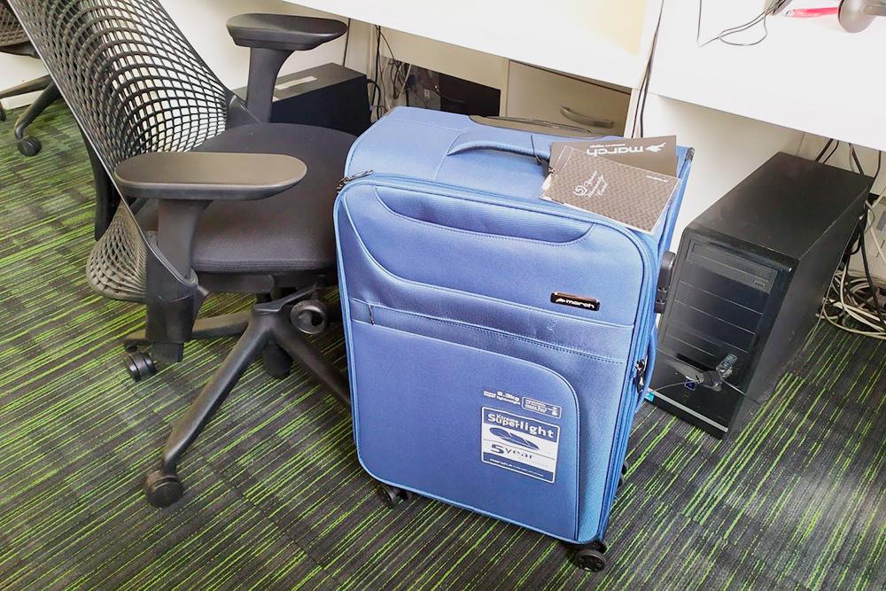 Билеты Air China включали два места багажа, но я взяла только один небольшой чемодан. Его содержимого хватило для путешествия по Новой Зеландии