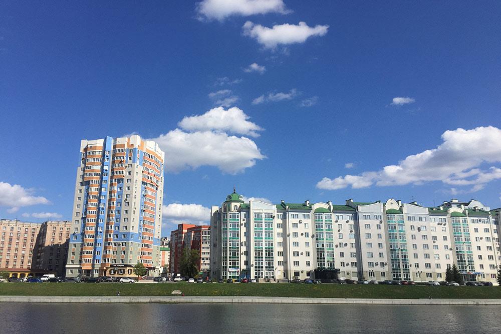 Самые дорогие квартиры — в новых домах на берегу Оки в центре города. За красивый вид нужно платить