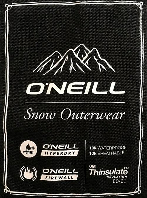Производители сноубордической одежды указывают эти характеристики на этикетках