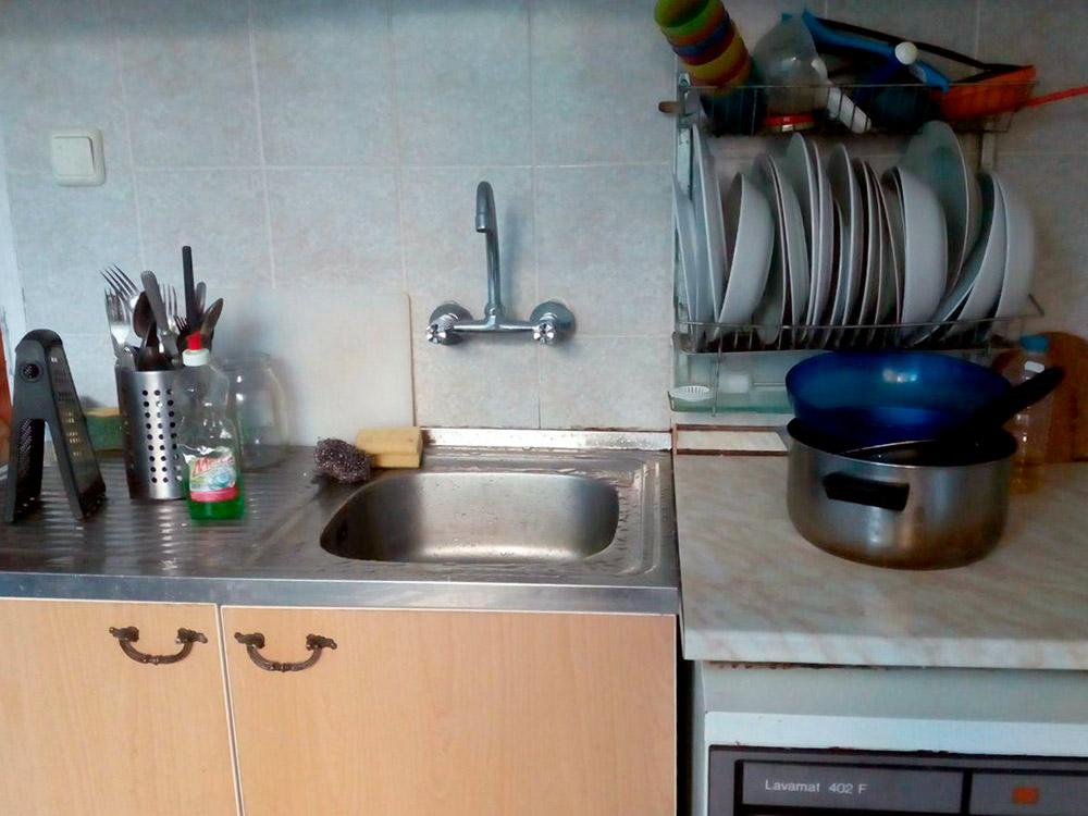 Многое для кухни мы купили в Икее