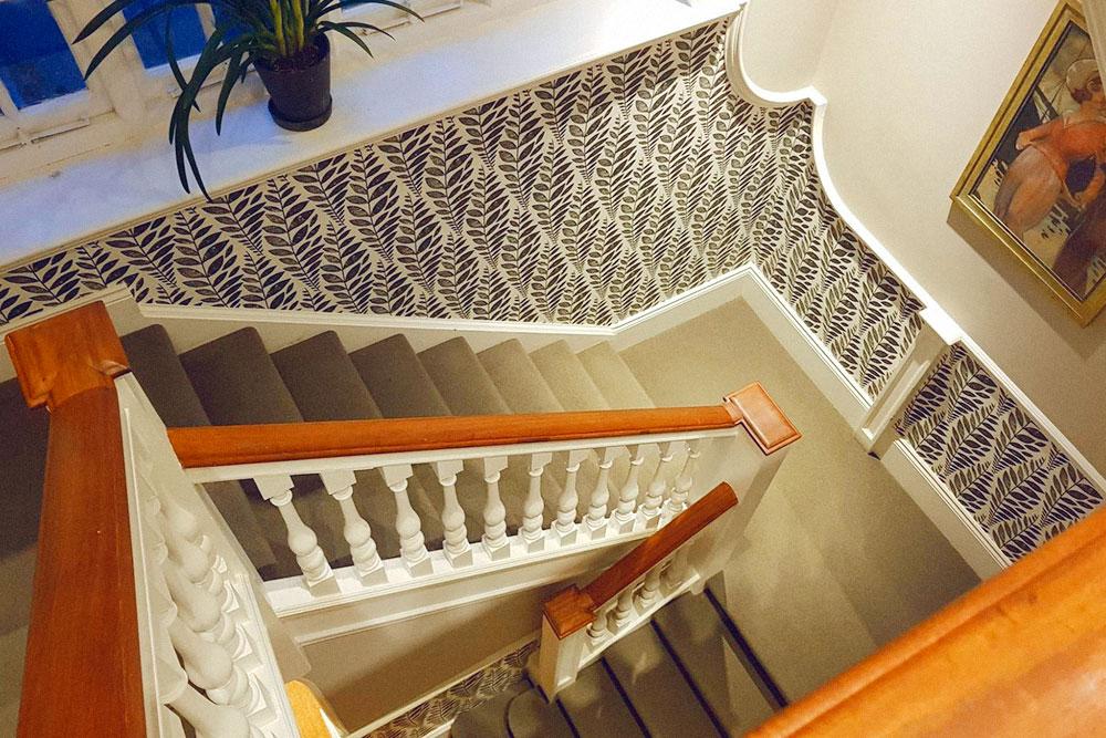 Лестница в нашем доме