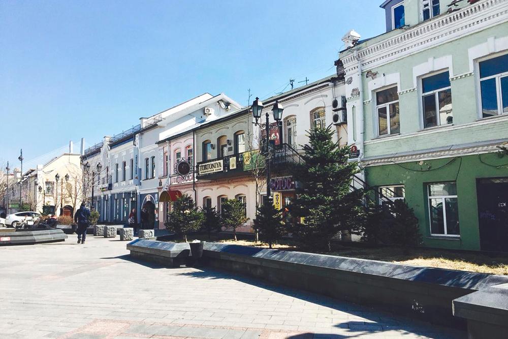 Местный Арбат. Фото: Дарья Карюхина