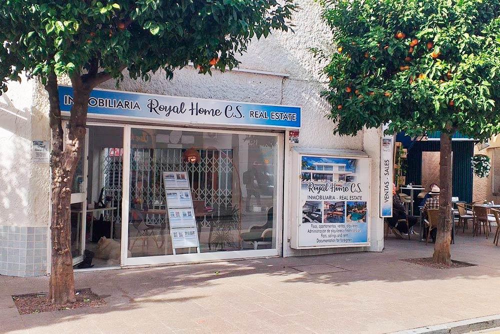 Агентство недвижимости в городе Торремолинос