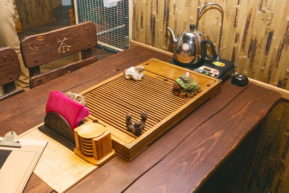 Чабани — чайная доска, закоторой пьют чай. Оборудовать одно такое место стоит 30тысяч рублей