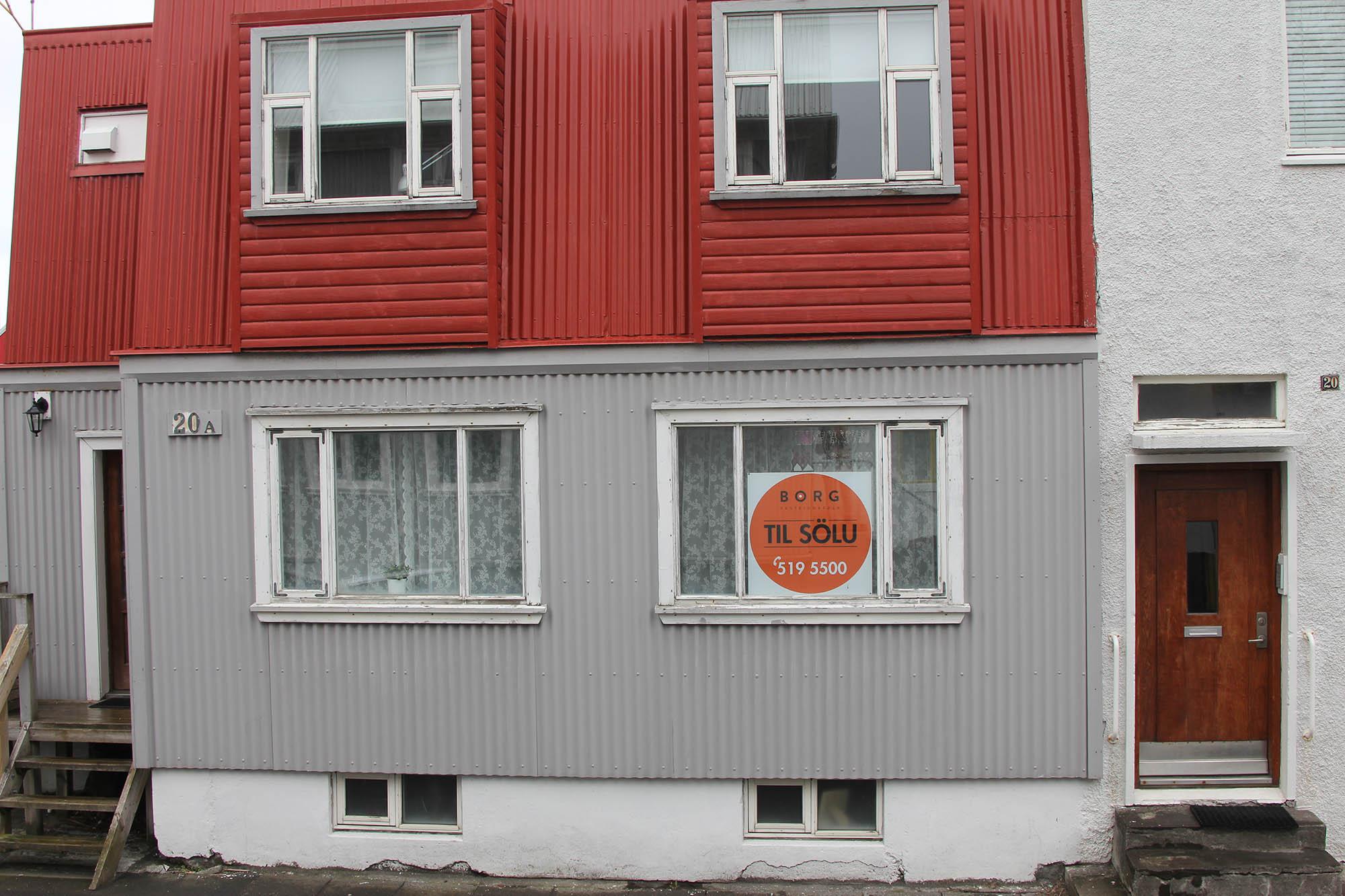 Соседский дом площадью 163 кв. м. выставили на продажу за 68,5 млн крон (40,3 млн рублей)