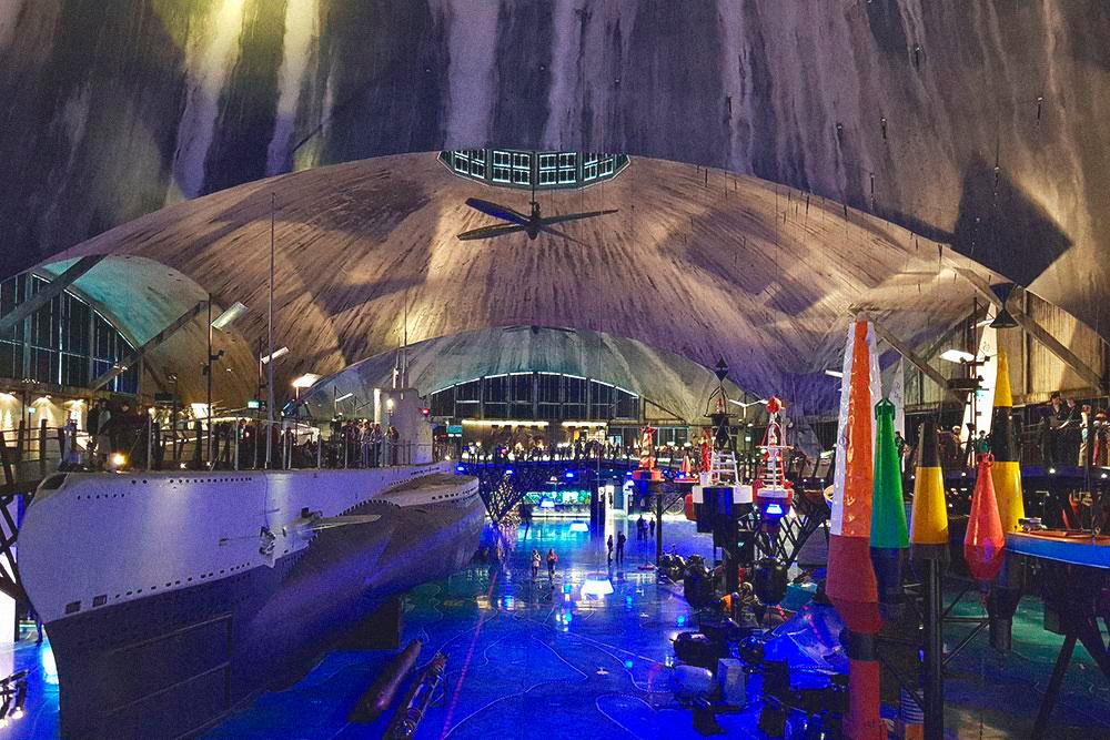 Морской музей — самый технологичный музей Таллина. Вход в него стоит 15€
