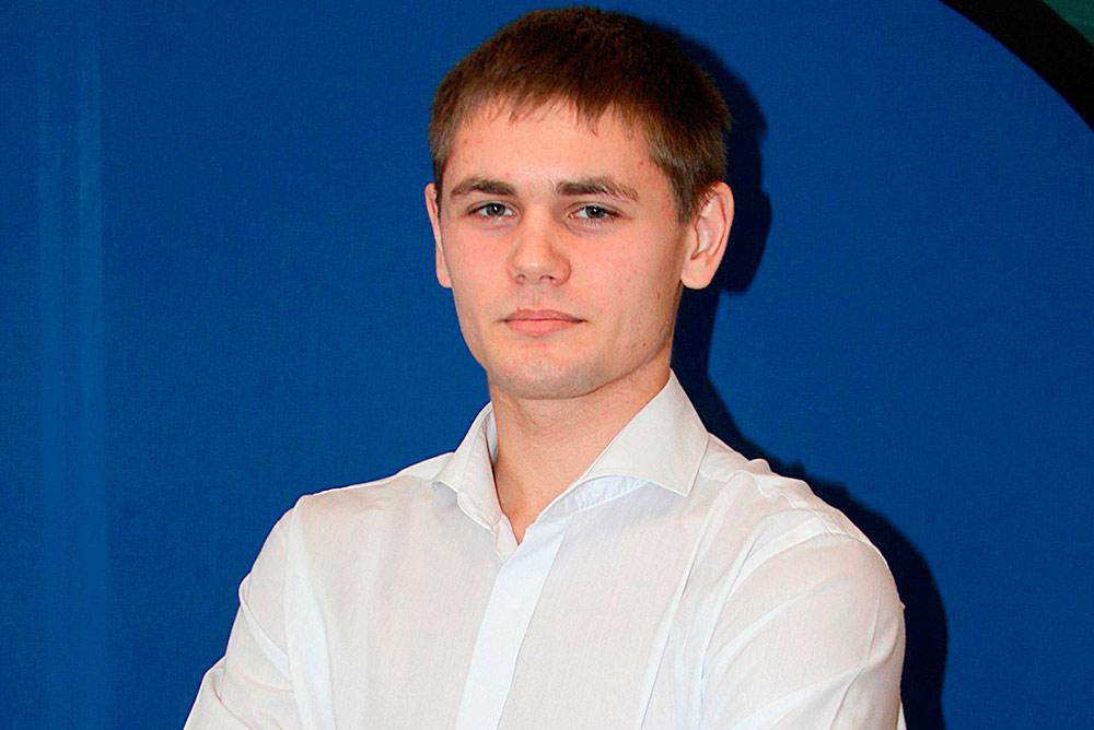 Иван летом 2018 года поступил на юрфак МГУ