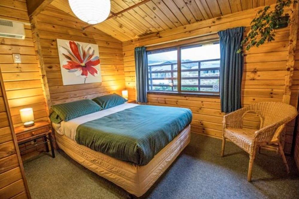Комната в хостеле с потрясающим видом на гору обошлась в 130 NZD (5314<span class=ruble>Р</span>). Фото: Youth Hostel Association