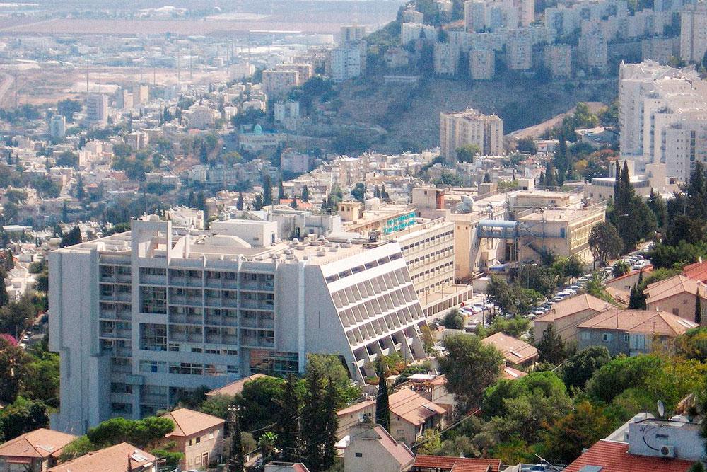 Клиника «Бней-Цион», в которой родился наш сын. Источник: Википедия