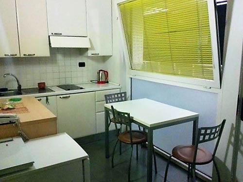 Отдельная кухня на двух человек