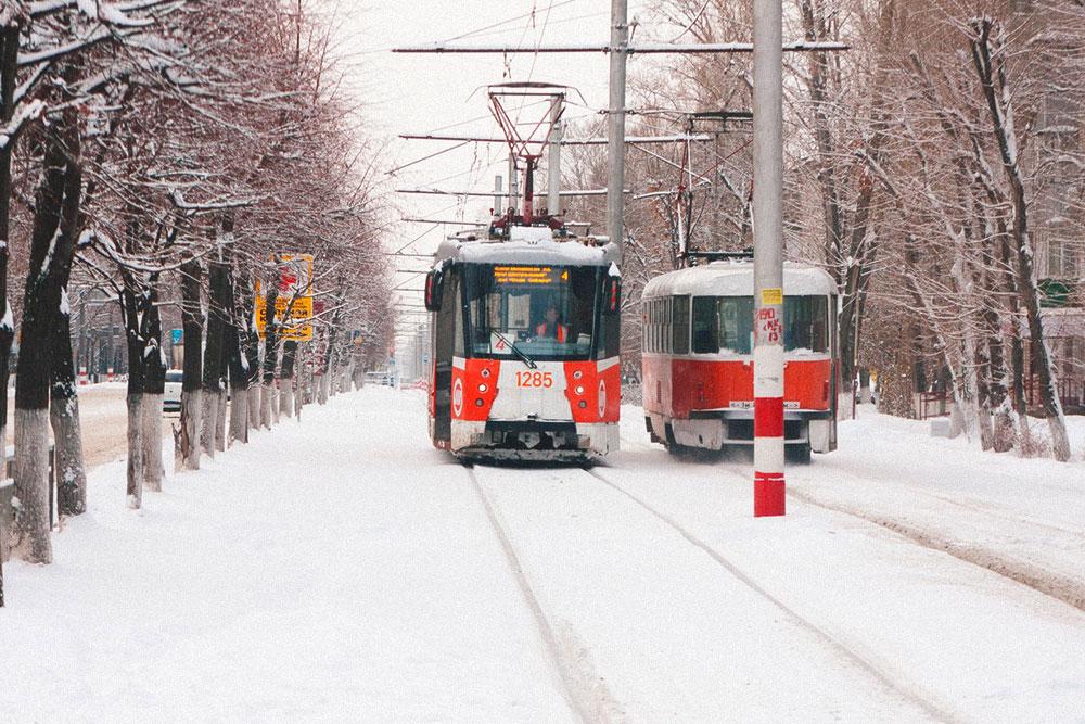 В 2018 году Москва передала Ульяновску 40 трамваев и 15 троллейбусов. Теперь их называют «новыми», хотя они выпущены в 2005году