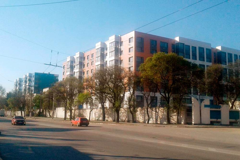 ЖК «Доброгород» на улице Токарева в Ленинском районе. Цена однокомнатной квартиры — от3,2млнрублей