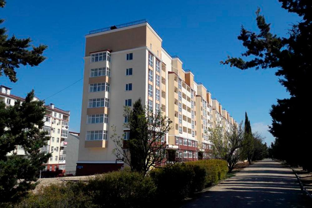 Новостройка на улице Фадеева в Гагаринском районе. Квартиры здесь стоят от 3 млнрублей