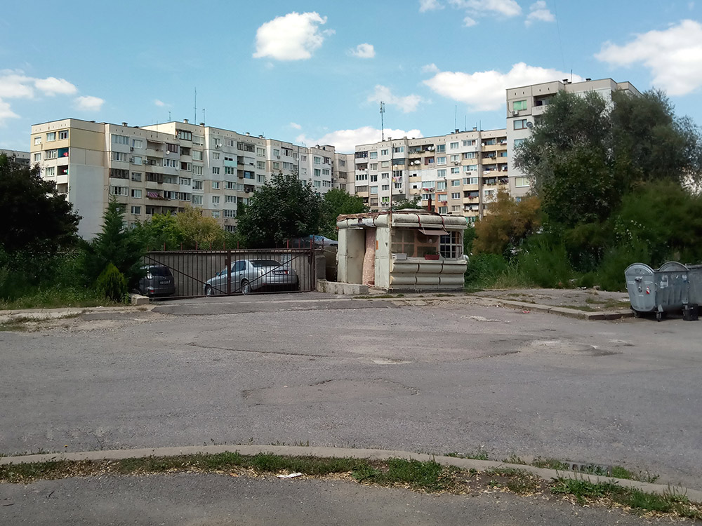Местами София очень похожа на любой советский город