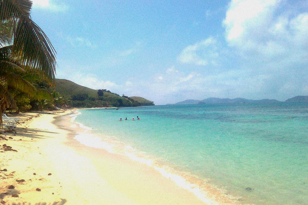 Так я ждал новую визу на Фиджи