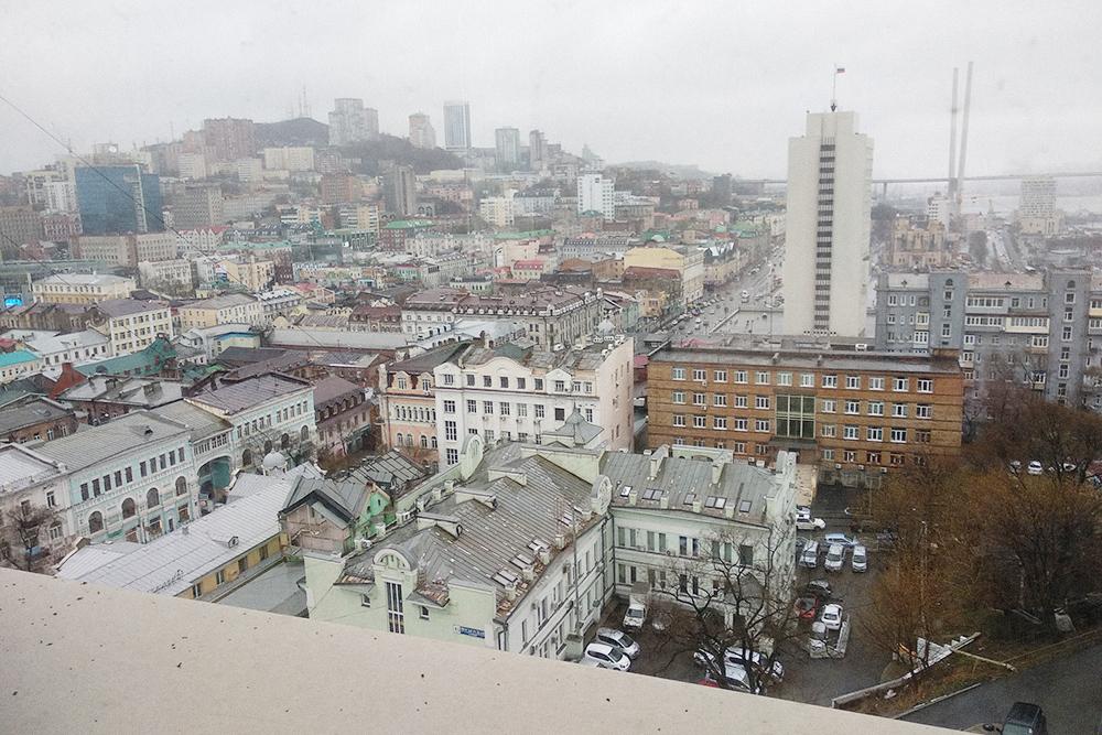Типичный июнь во Владивостоке