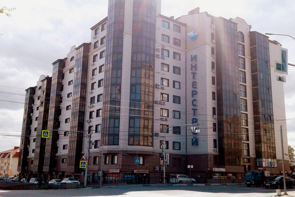 Новостройка на пересечении улиц Музыки и Супруна в центре Севастополя. Цены на квартиры стартуют от4млнрублей