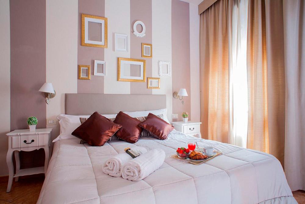 В Милане мы остановились в отеле «Арес». Он находится не в центре, но рядом с метро. Две ночи обошлись нам в 124€ (9340 р.). Фото: Booking.com