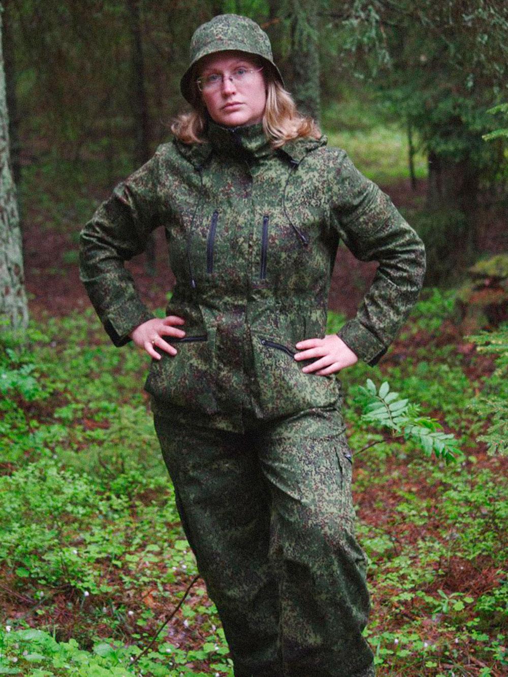 Мой камуфляжный костюм. Шила на заказ в 2017&nbsp;году за 4000<span class=ruble>Р</span>