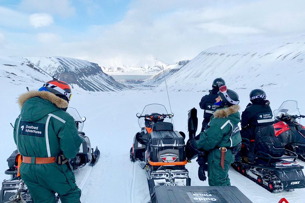 Наша норвежская группа спасения