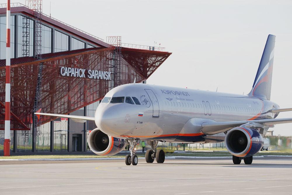 Аэропорт Саранска. Фото: Юлия Честнова