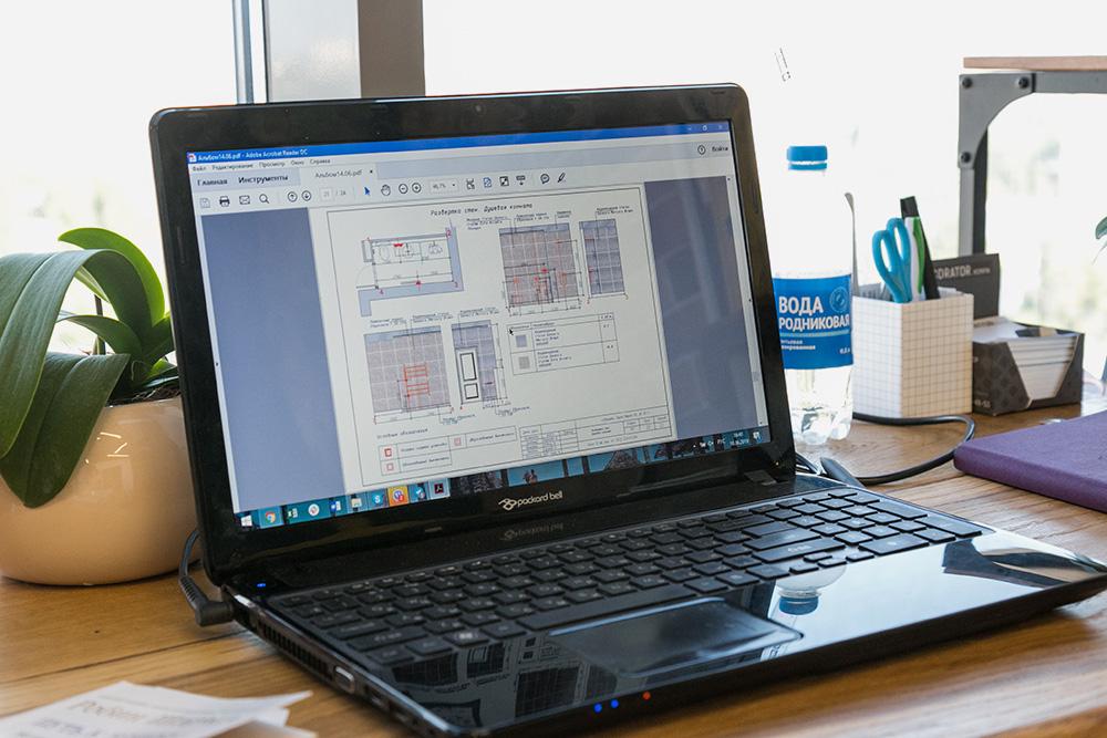 Ремонт делают по таким чертежам. В среднем комплект рабочей документации состоит из 16—20 чертежей, которые входят в стоимость