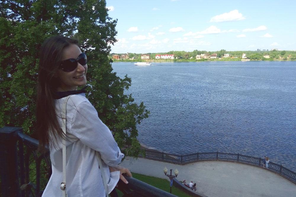 Я живу в Ярославле с рождения