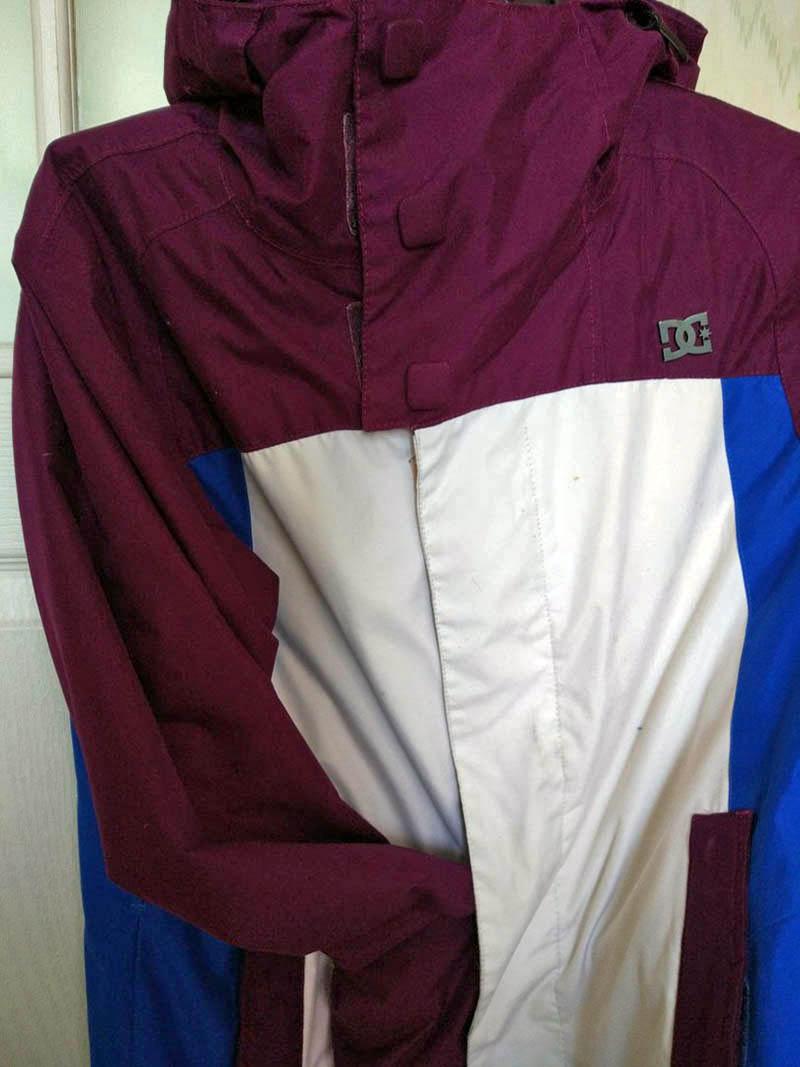 Моя куртка из секонд-хенда за 600 рублей