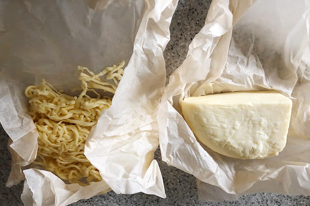 Сыр, который купила жена